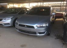 Silver Mitsubishi Lancer 2015 for sale