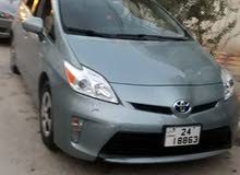 Automatic Turquoise Toyota 2013 for sale