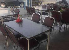 مطلوب لمطعم بالري جرسون ومعلم بسطة وسائقين