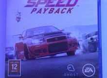 لعبة need for speed payback للبيع او البدل