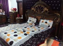 غرفة نوم ماليزي درجة الاولى 9 قطع