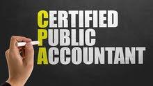 المحاسبه بدوام جزئي + تقديم اقرارات ضريبيه +برنامج محاسبه مجاني