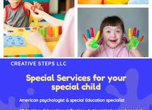 special Education & psychology services