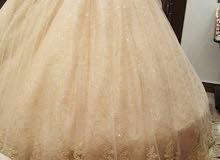 فستان كبير استعمال بسيط