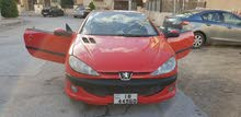 Red Peugeot 206 2002 for sale