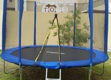 ترامبولين ( نطاطيات أطفال ) 10 قدم