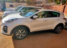 For rent a Kia Sportage 2020
