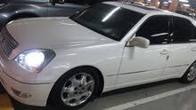 1 - 9,999 km Lexus LS 2001 for sale