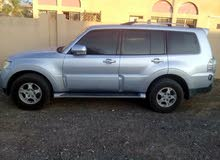 Used condition Mitsubishi Pajero 2008 with +200,000 km mileage