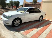 Available for sale!  km mileage Lexus LS 2003