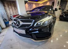 Mercedes E250 2015 سبيشال اوردر بحال الجديد و مواصفات مميزة