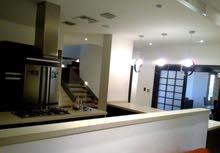 شقة دوبلكس وروف درج داخلي 540م عبدون