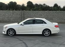 Mercedes Benz E 350 car is available for sale, the car is in New condition