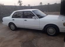 Gasoline Fuel/Power   Toyota Crown 1992
