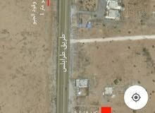 ارض في المخطط السكني جامعة بنغازي