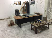 For sale Office Furniture that's condition is Used - Tripoli
