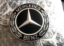 Mercedes original center cap طاسات جنط مرسيدس اصلي