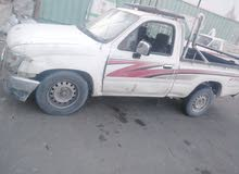 Used condition Toyota Hilux 2001 with +200,000 km mileage