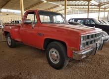 Gasoline Fuel/Power   GMC Sierra 1982