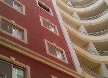 شقة للبيع بميامي الجديدة و2 نمرة من شارع مدارس القدس