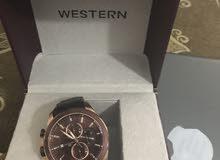 ساعة رجالي ماركة western
