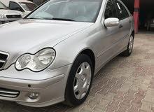 سيارة مرسيدس c200 كمبروسر سيارة الله ايبارك