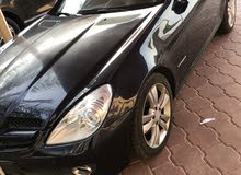 Mercedes Benz SLK 200 car for sale 2009 in Hawally city