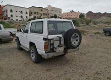 White Nissan Patrol 1986 for sale