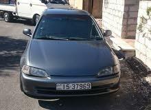 Honda Civic car for sale 1993 in Amman city