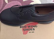 حذاء سيفتي من شركه ريد وينج الامريكيه جديد السعر 150