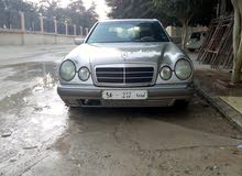 Automatic Gold Mercedes Benz 1999 for sale