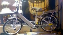 دراجة كهربائيه للبيع او للبدل