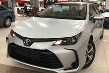 Toyota 2020 for rent