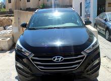 Hyundai Tucson 2016 For sale - Black color