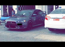 Mitsubishi Evolution car for sale 2010 in Muscat city