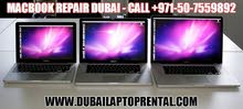Macbook Screen Repair Dubai