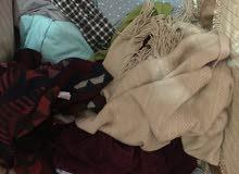 شنطة ملابس مركات عالمية 50 قطعة متنوعة السعر النهائي 150 السعر