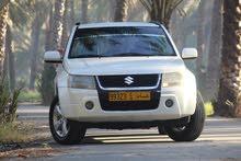 White Suzuki Vitara 2009 for sale
