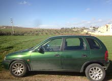 Automatic Green Opel 1997 for sale