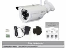 كاميرا مراقبة خارجة WiFi التحكم عن بعد عن طريق الجوال ذاكرة خارجية 189 ريال