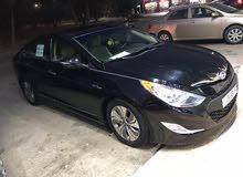 Black Hyundai Sonata 2015 for sale