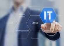 مطلوب اخصائي تقنية معلومات لشركة بالرياض IT Technical support required in Riyadh city
