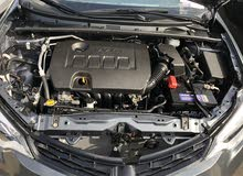 Toyota Corolla S model 2016 USA