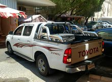 White Toyota Hilux 2014 for sale
