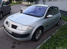 Renault Megane car for sale 2004 in Sabratha city