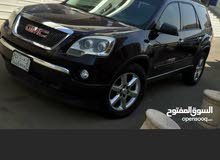 condition GMC Acadia 2009 with  km mileage
