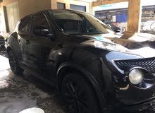 Black Nissan Juke 2013 for sale