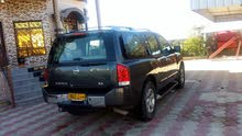 Nissan Armada 2005 For sale - Grey color