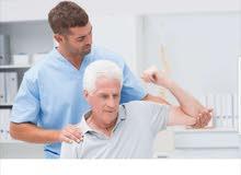 اخصائي علاج طبيعي فيزيائي