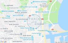 ارض 200م للبيع أرض في القيروان قرب معمل الشامية حي سكني مريح